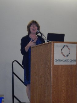 Dr. Elizabeth Bryce, Presenter - History of Infection Prevention and Control and What Does the Future Hold?